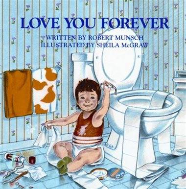 Love You Forever, 8 classic books