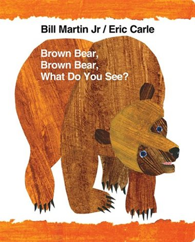 brown Bear, What do You See, 8 Classic Children Books