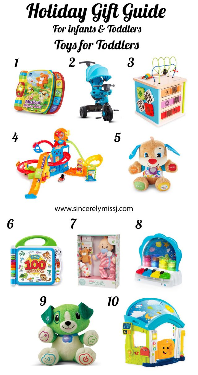 Holiday Gift Guide - infant, buy buy Baby infant gift guide