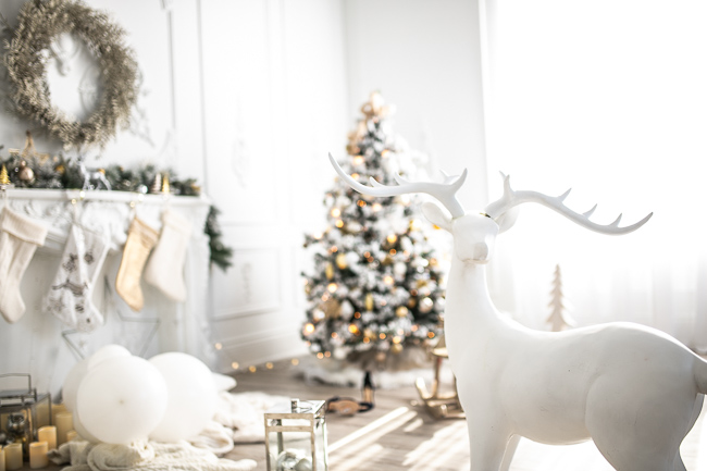 10 stylish indoor Christmas Decorating Ideas