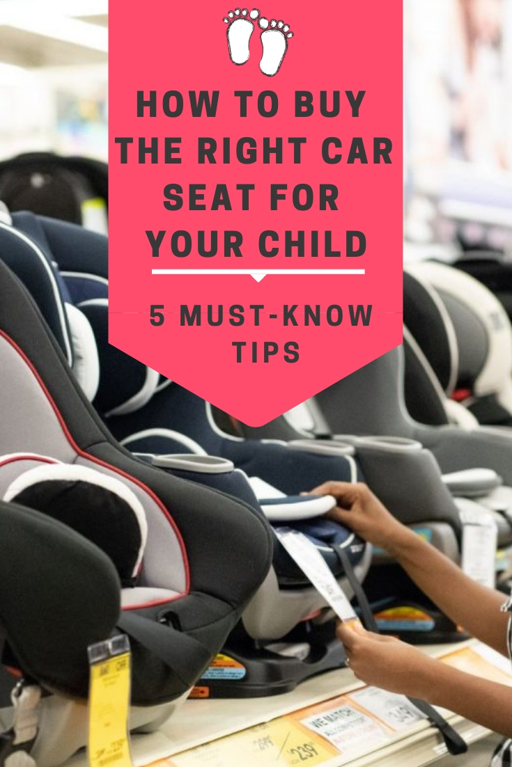 5 tips you should know before buying a child car seat: Sincerely Miss J