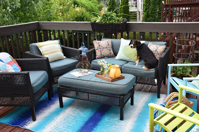 Decorative Deck accessories