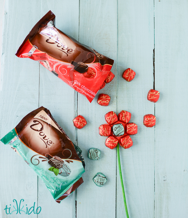 Dove Chocolate Mother's Day
