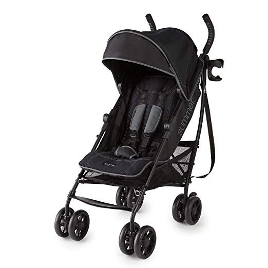 summer infant stroller - toddler travel essentials