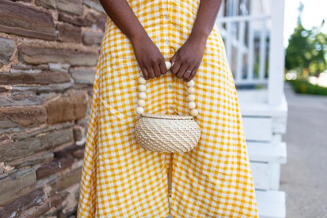 Easy DIY Straw Basket Bag Tutorial