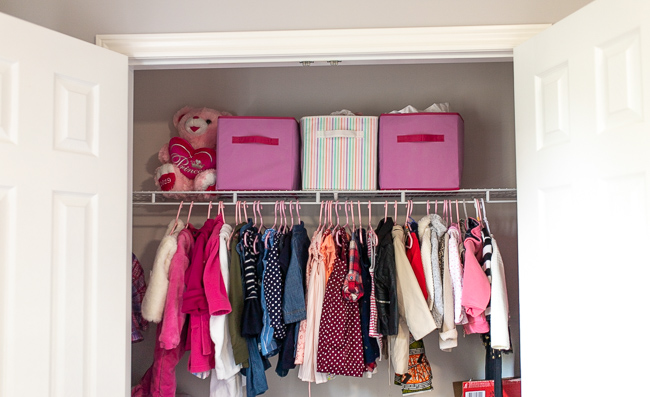 6 Dollar Store Organization Hacks for your nursery