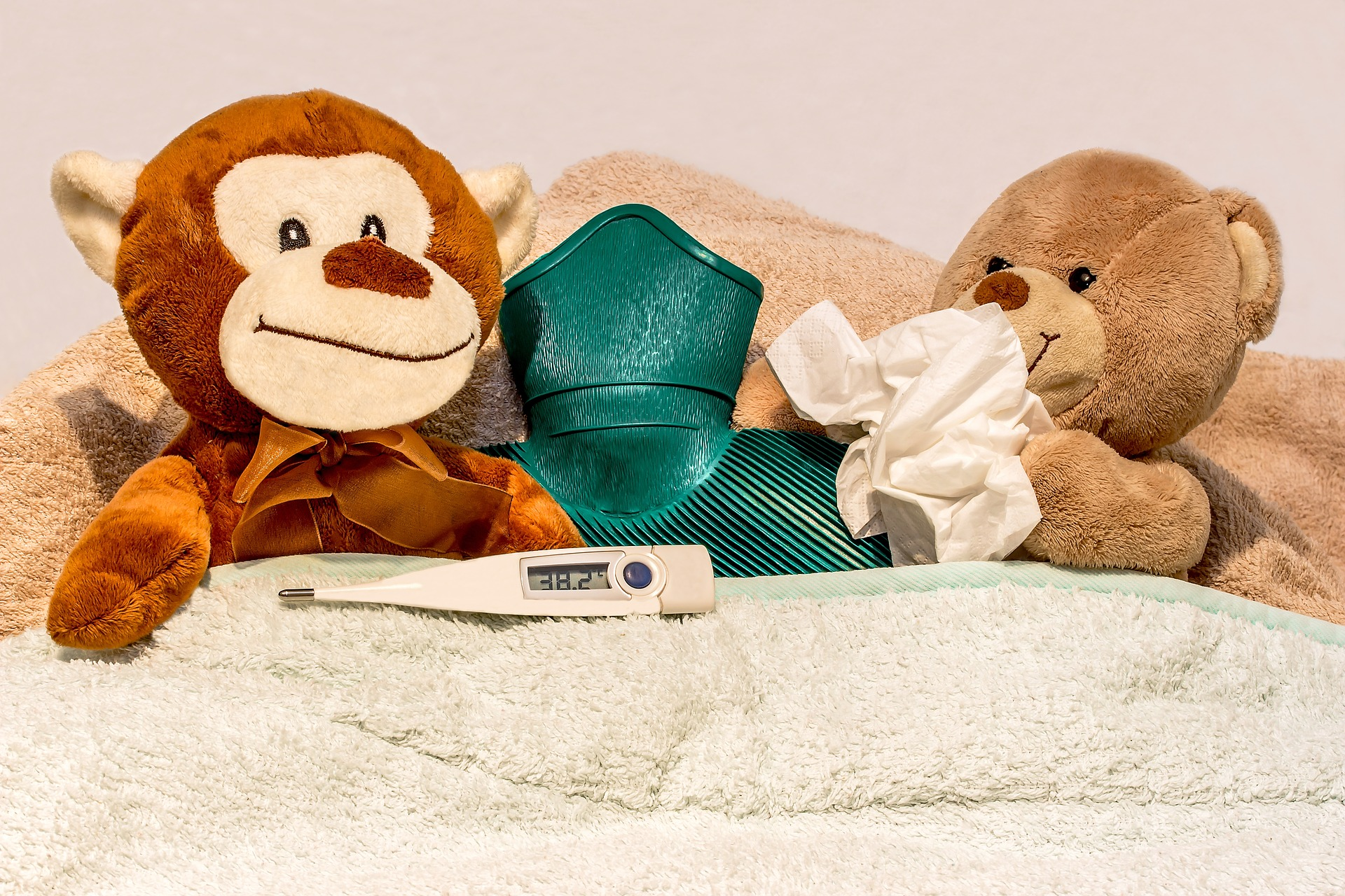 6 easy ways to Prevent Your Kid From Catching A Cold