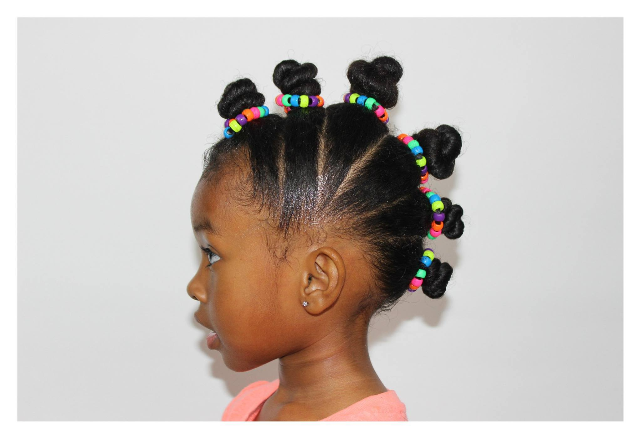 Super Easy Natural Hairstyles For Kids Sincerely Miss J
